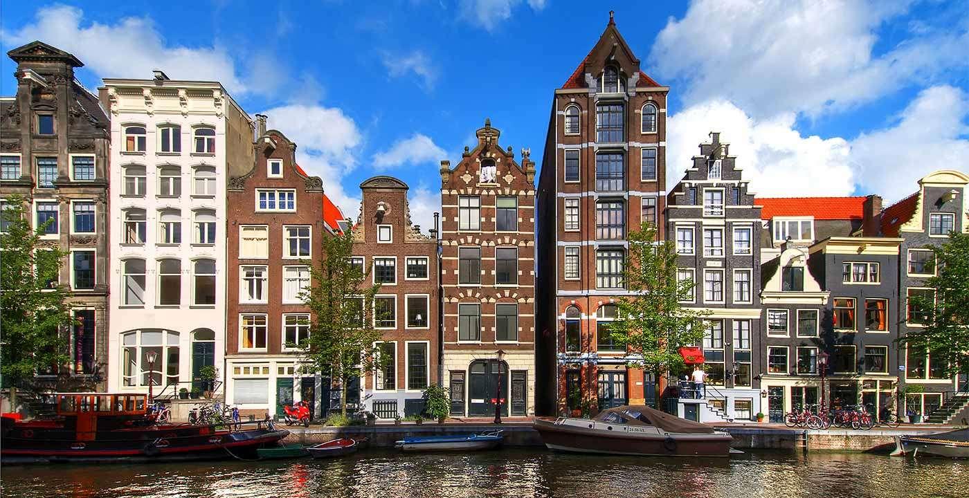 Mon voyage à Amsterdam aux Pays-Bas