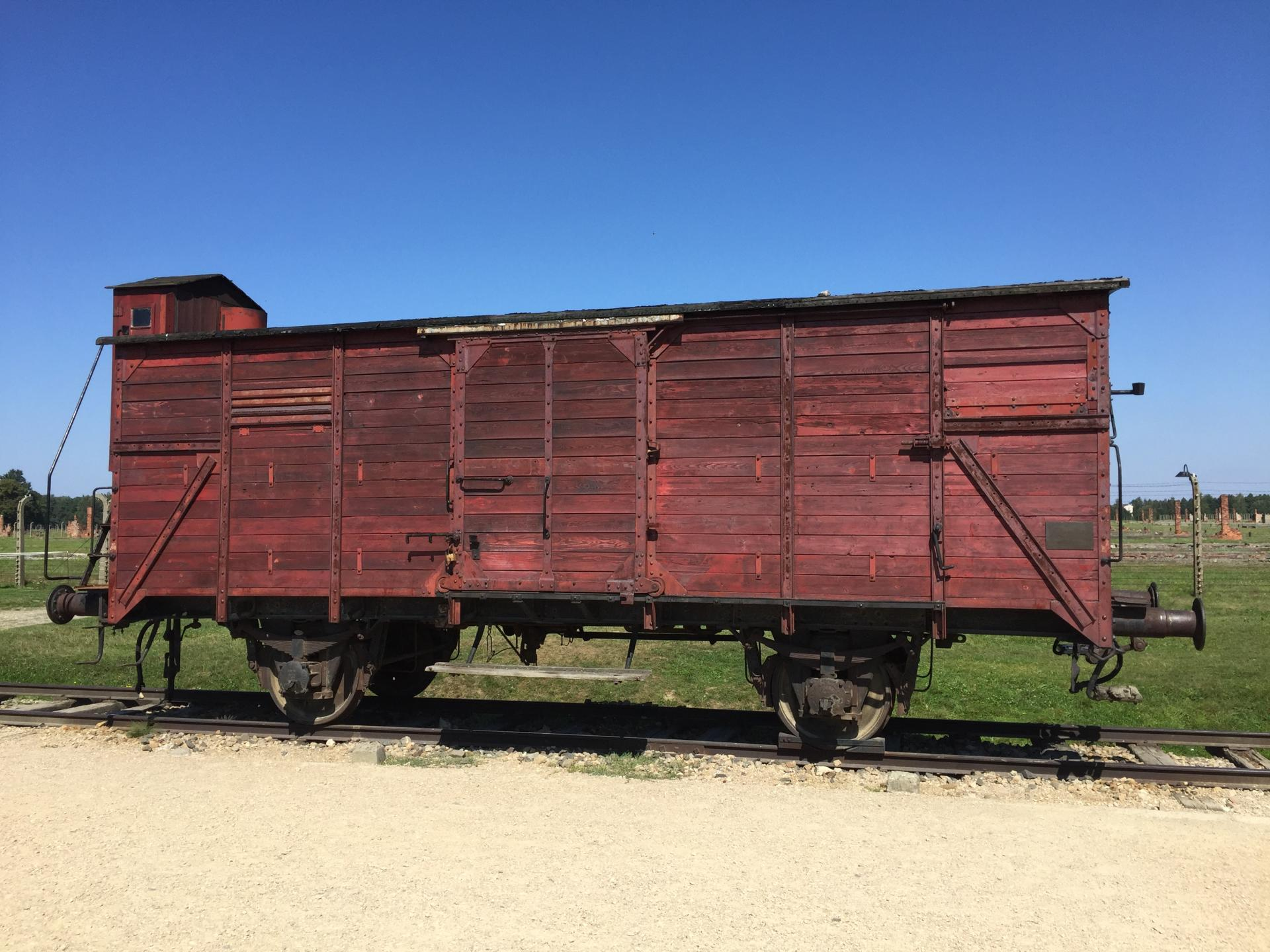 Ausch wagon