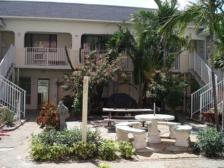 Beach hostel