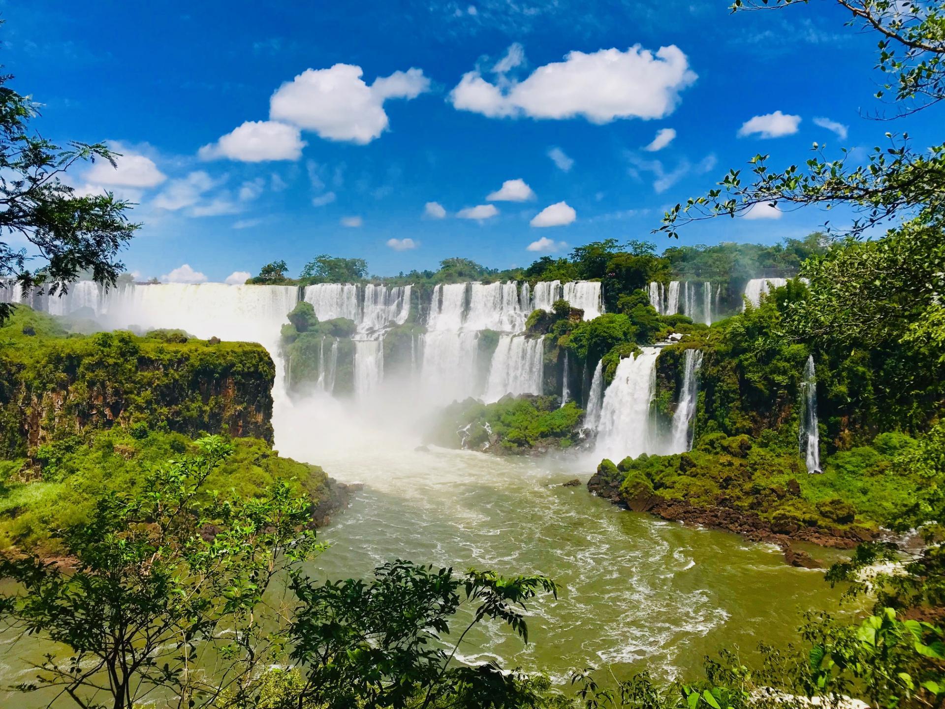 Les Chutes d'Iguazù