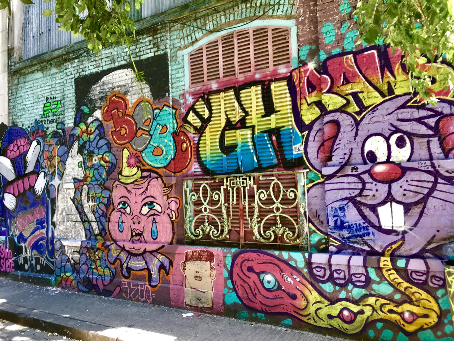 Street Art Buenos Aires, Argentine