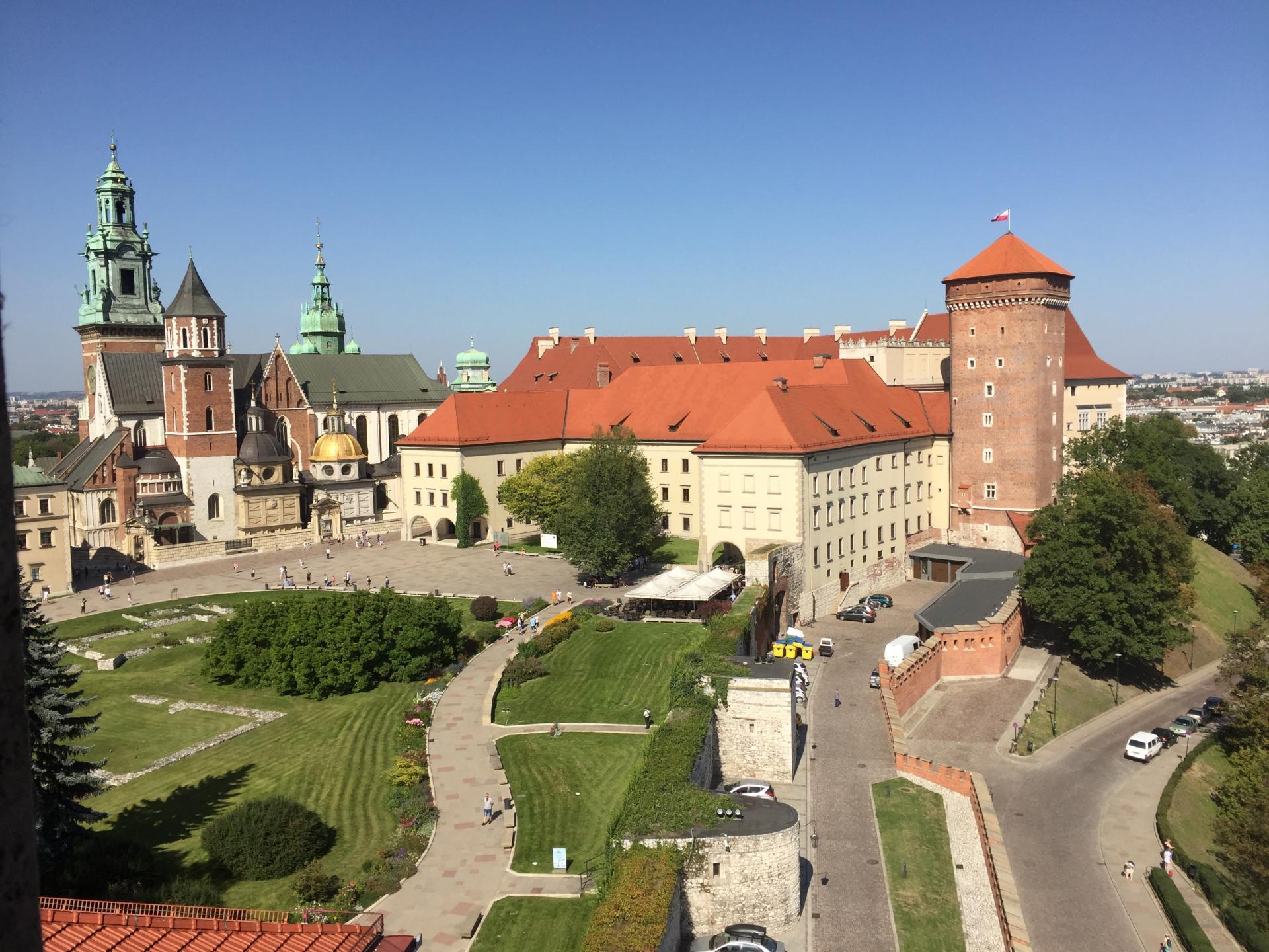 Mon voyage à Cracovie, Pologne