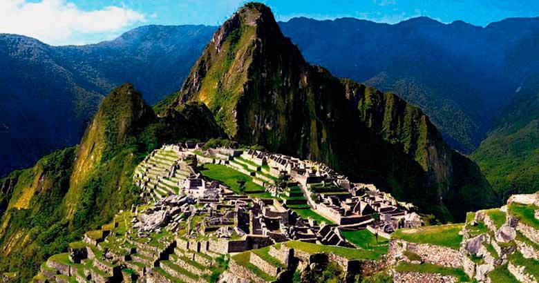Où se trouve la Machu Picchu?