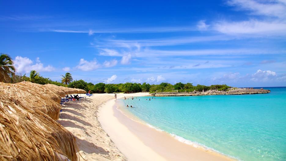 Mullet beach