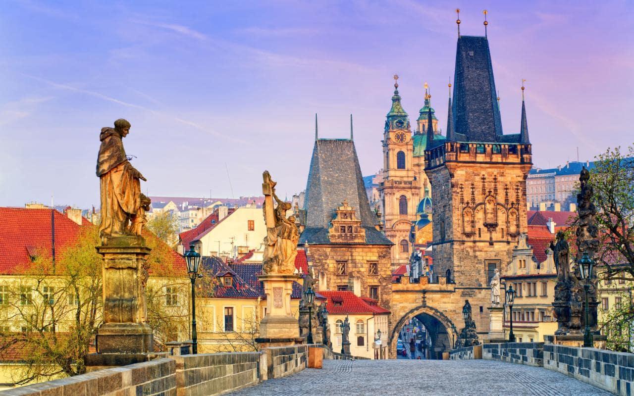 Mon voyage à Prague, CZ