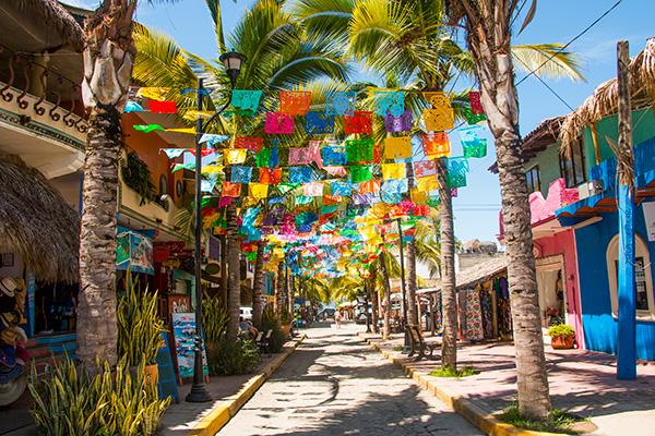 Sayulita, Mexique