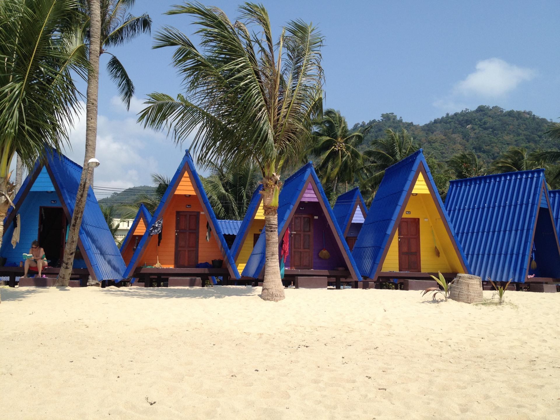 Mon itinéraire Thaïlande (2 semaines)